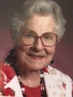 Evelyn LaFoyl Wood  Caudle