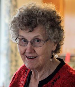 Mary Clark Copeland